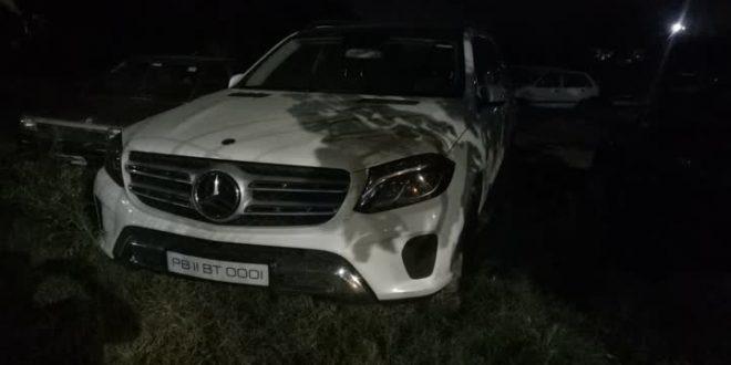 मशहूर गायक मनकीरत औलख की गाड़ी चंडीगढ़ पुलिस ने जब्त की , जानिए क्या है पूरा मामला