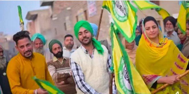 किसान आंदोलन से जुड़ा राखी हुंदल का यह गाना मचा रहा है धूम