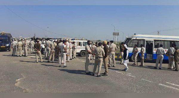 इन दो एक्सप्रेस वे को 5 घंटे तक जाम रखेंगे किसान, पुलिस ने एडवाइजरी की जारी